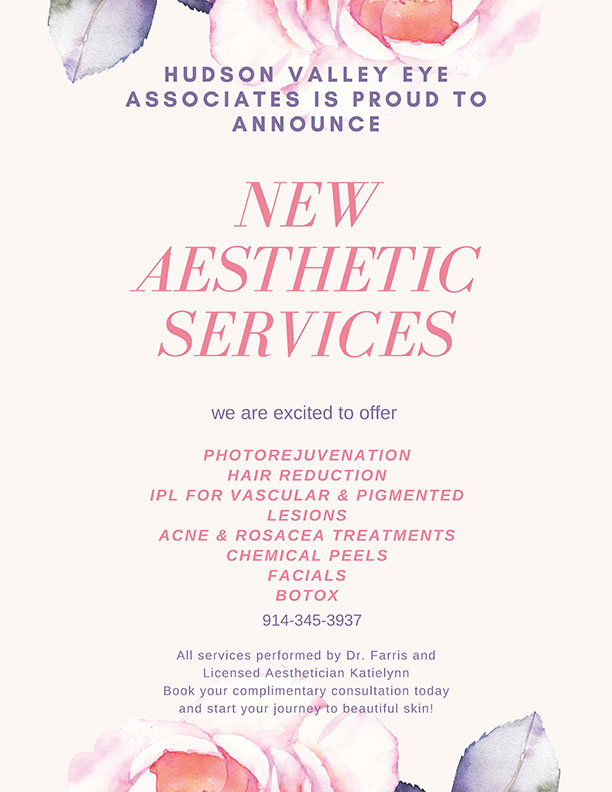 New Aesthetic Services